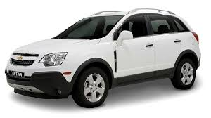 rent a Chevy Captiva marthas vineyard