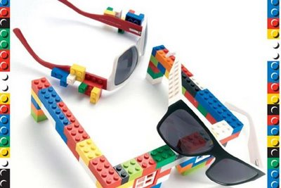 LEGO As a Fashion Accessory