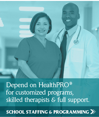 Health PRO School Staffing & Programming