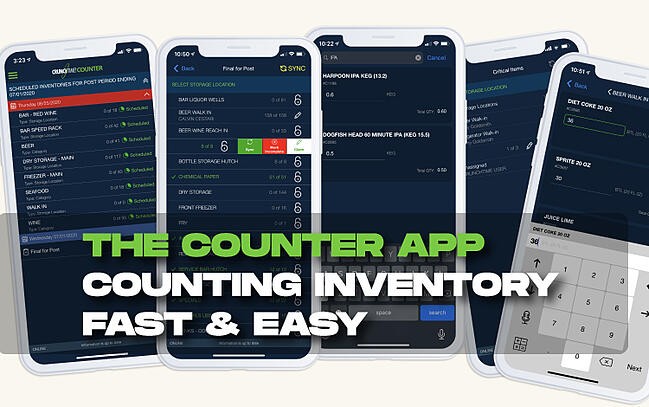 Counter Inventory App