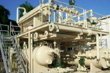 Oil and Gas Facility and Production Equipment