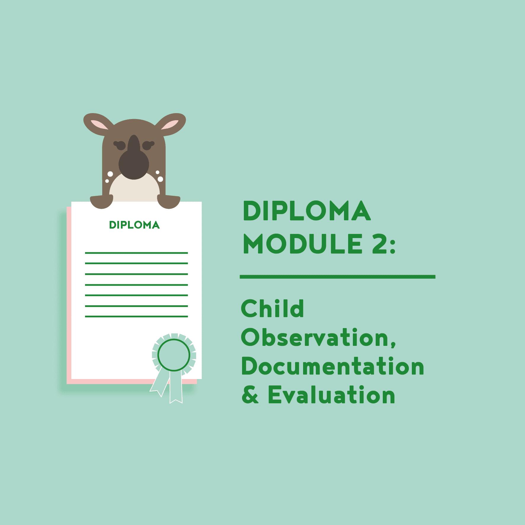 Teacher Diploma Module 2