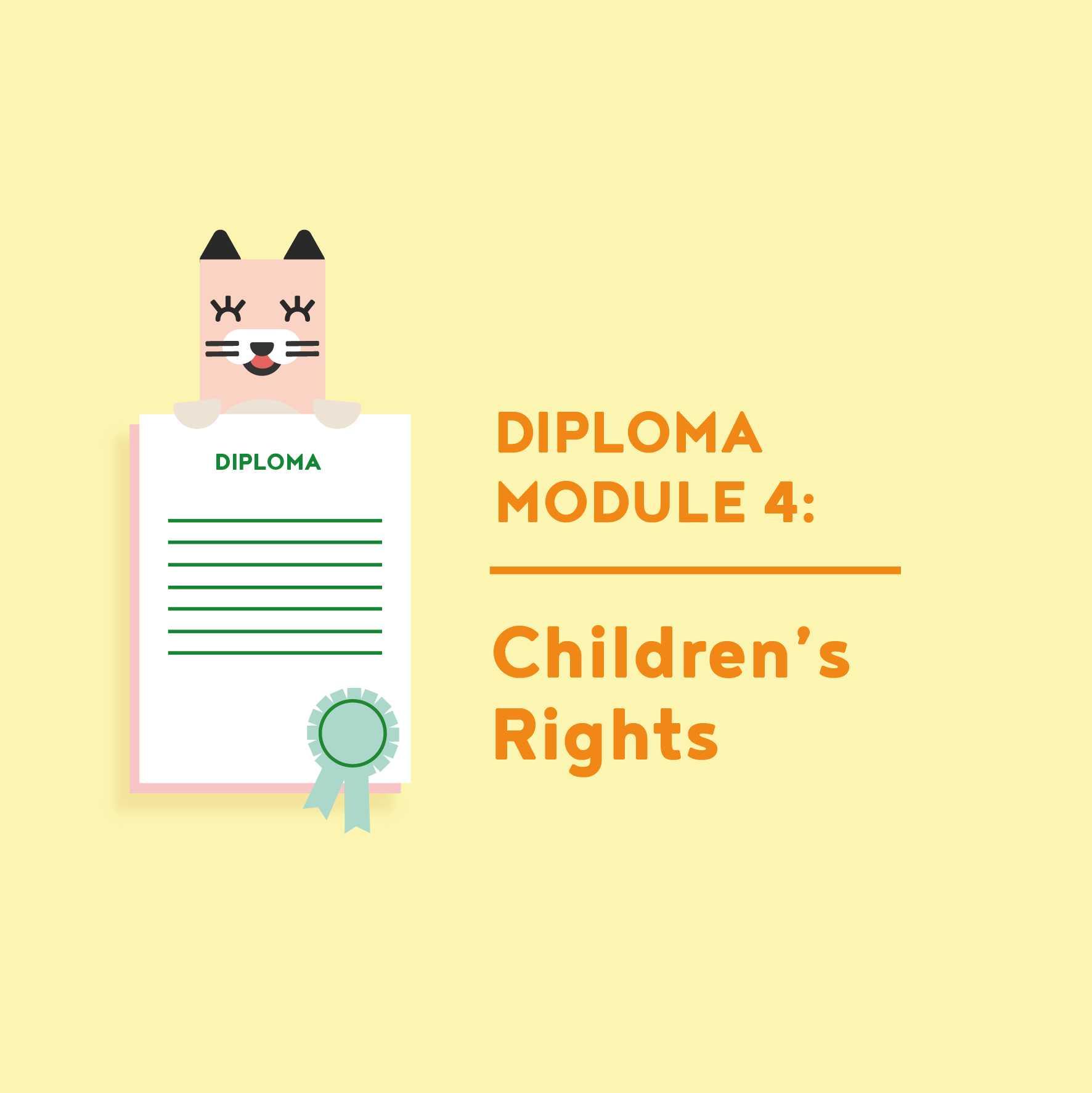 Teacher Diploma Module 4