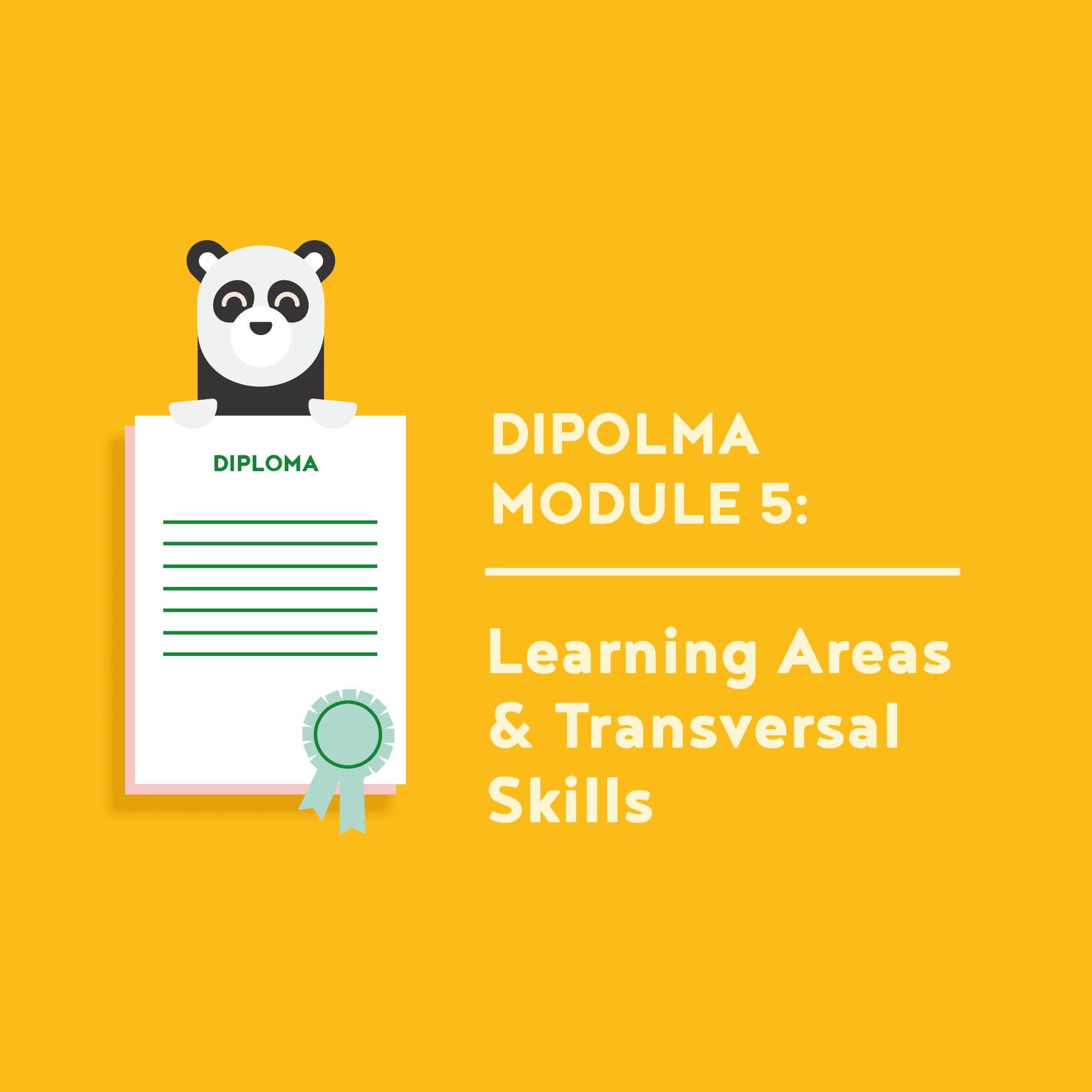 Teacher Diploma Module 5