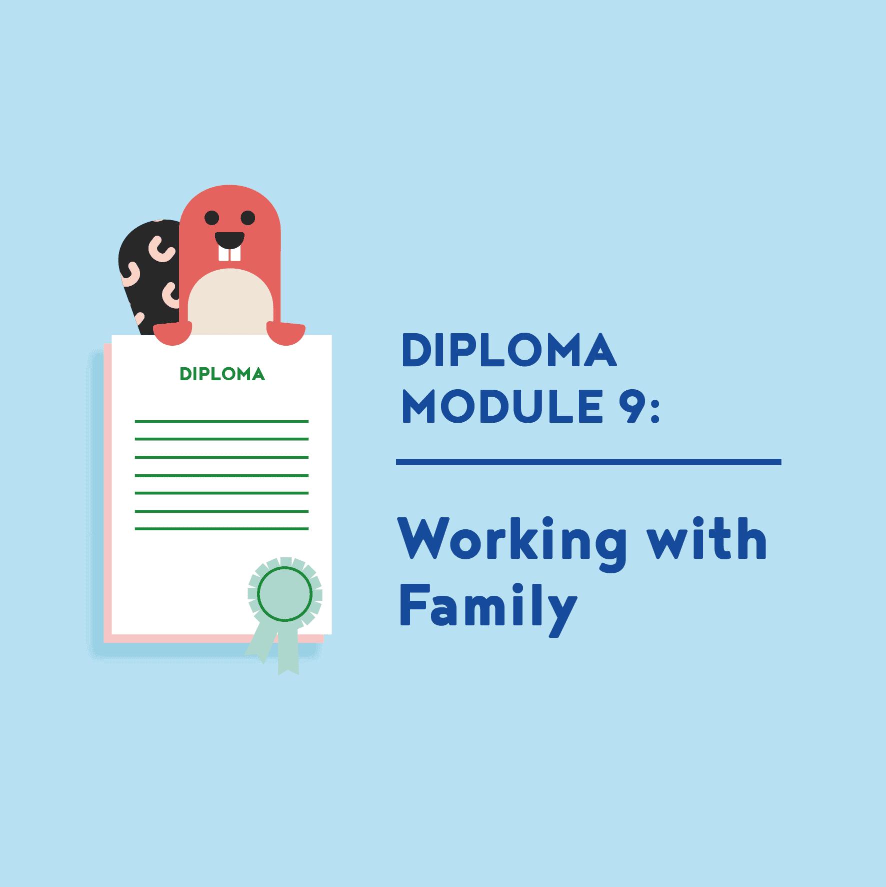 Teacher Diploma Module 9