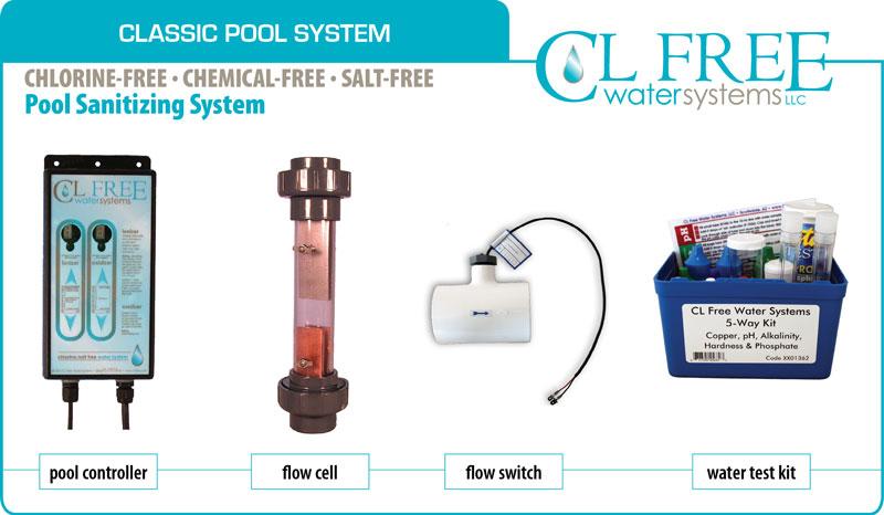 indiana swimming pool chlorine free