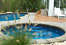 Spa and splash pool designs