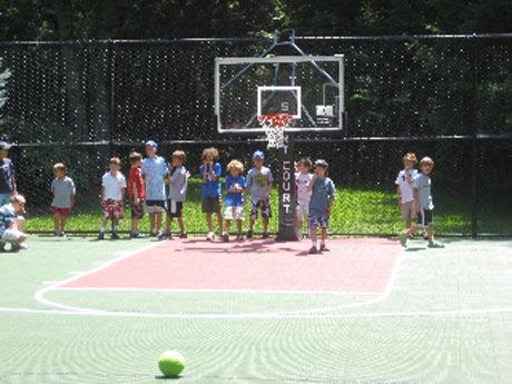 Sport Court East Basketball Kids Camp