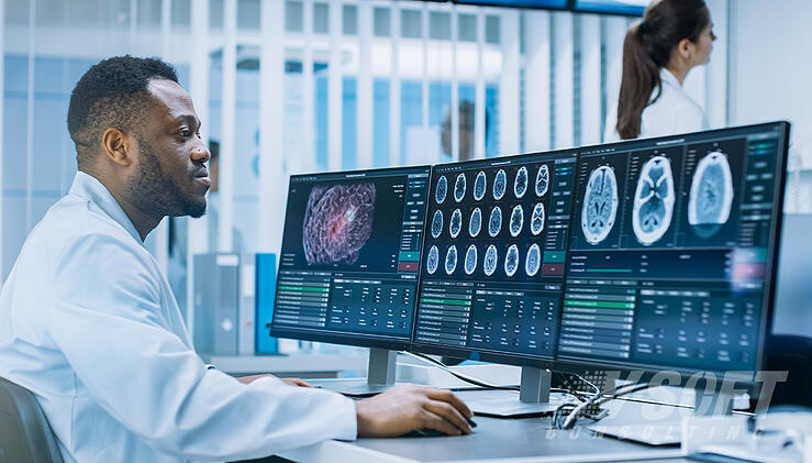 The Importance of Data Security in AI-Enabled Healthcare