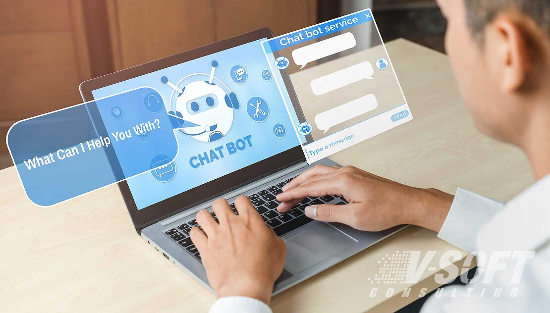 IT Service Desk Chatbot Solving IT Issues Automatically