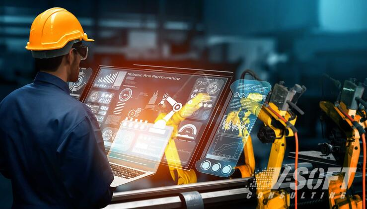 Using AI for Predictive Maintenance in Manufacturing