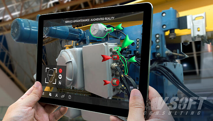 6 Industries Benefiting from Augmented Reality Today