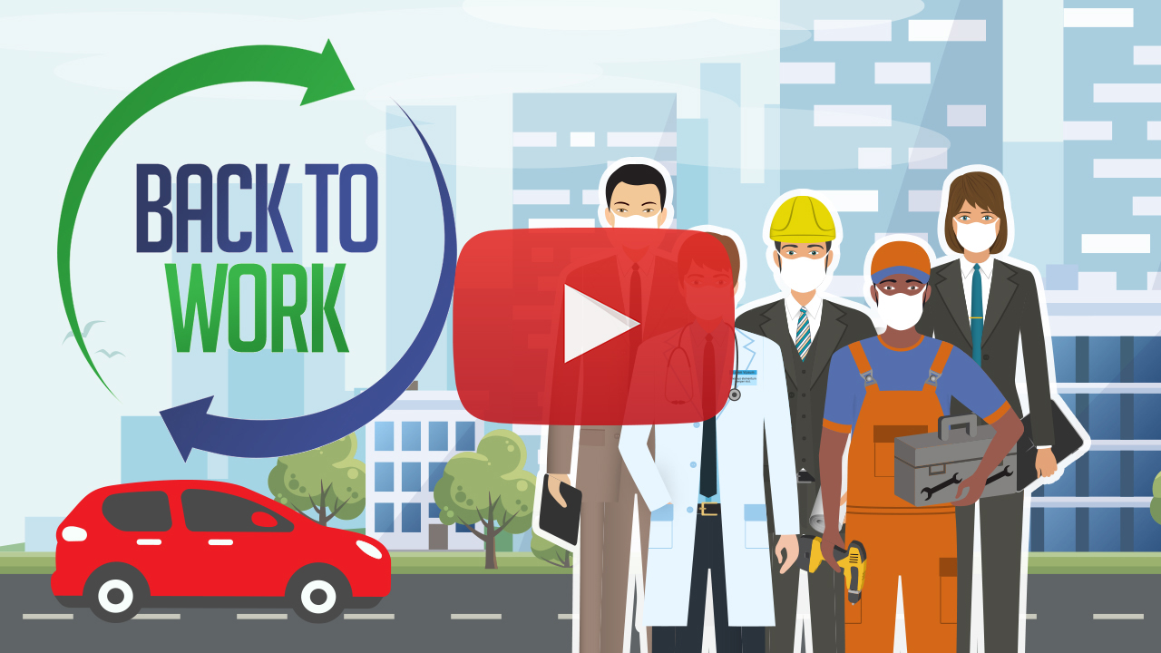 Ensure the Safety of Employees with this Back to Work Solution
