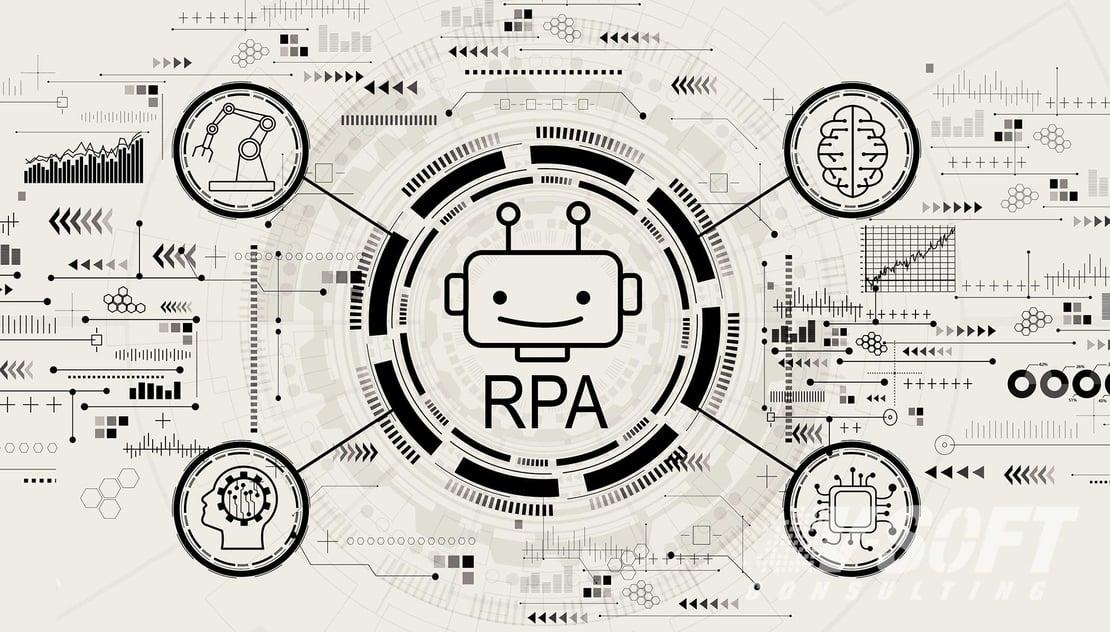 Legacy modernization with RPA