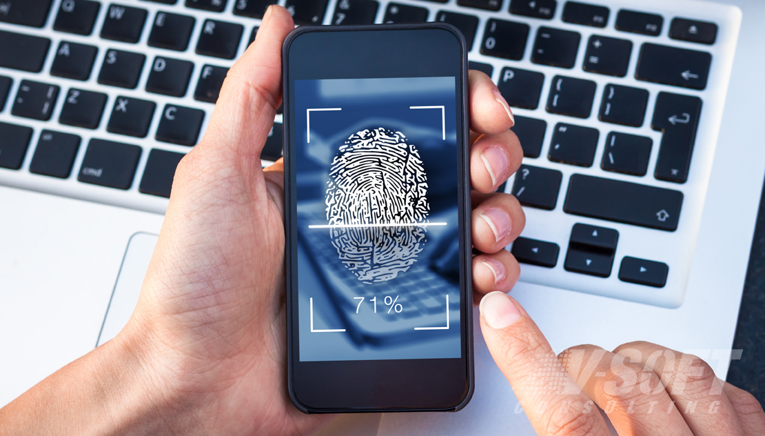 Fingerprint Scanning for Biometric Authentication in Smartphone