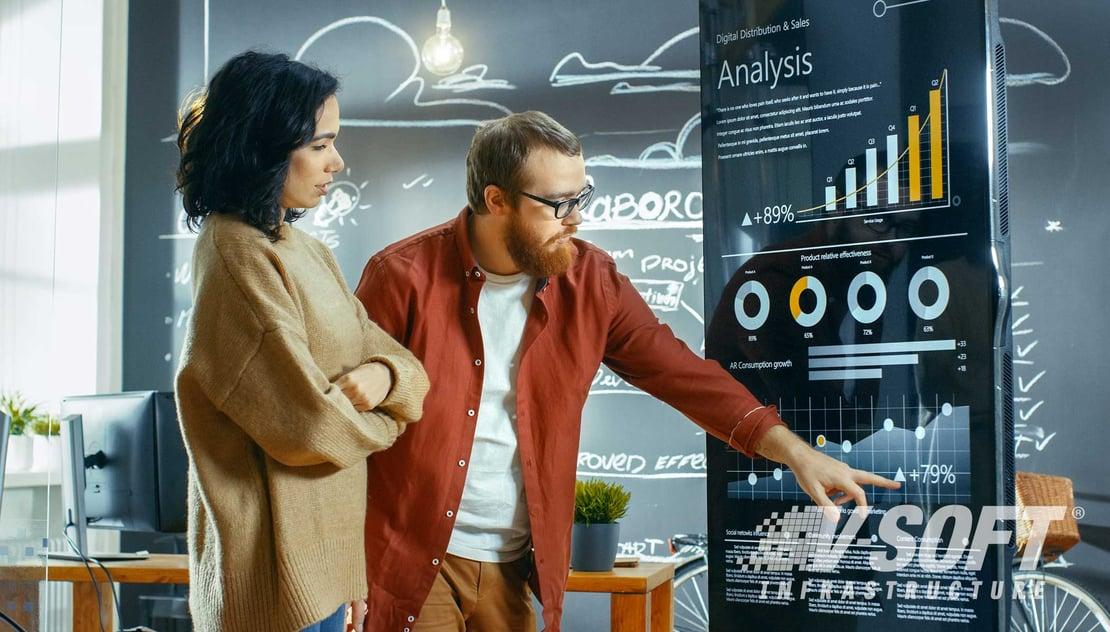 AI Enhances Business Intelligence Applications
