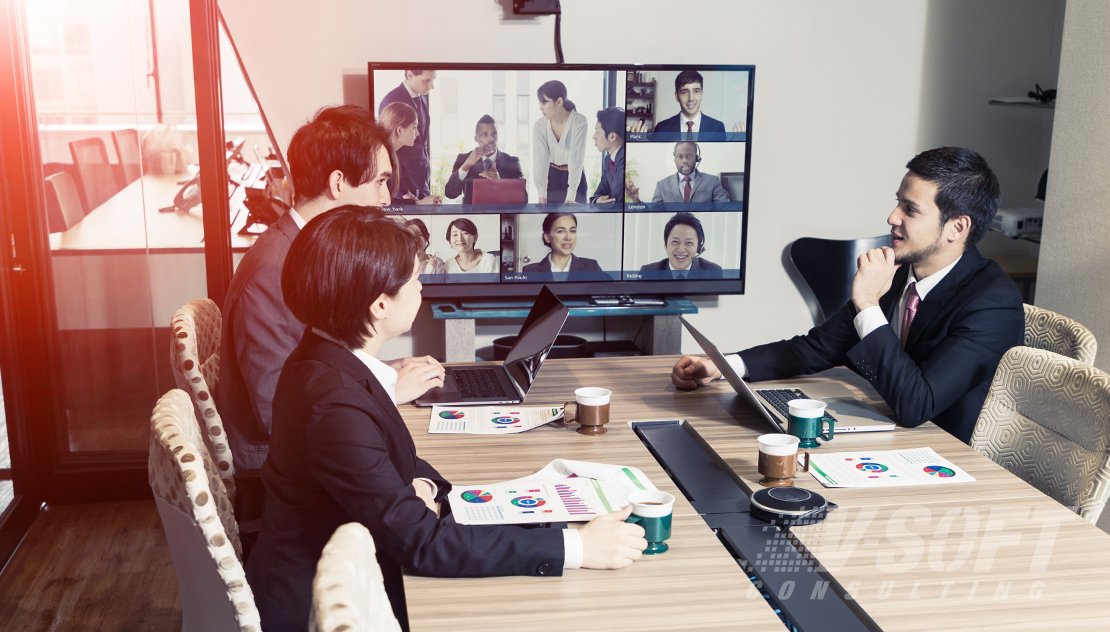 Remote teams working in integrated environment using Workday and ServiceNow