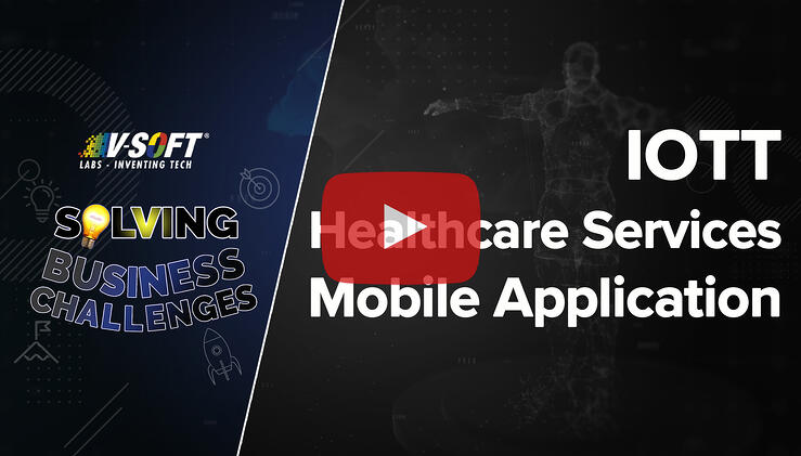 Case Study: Healthcare Services Mobile Application