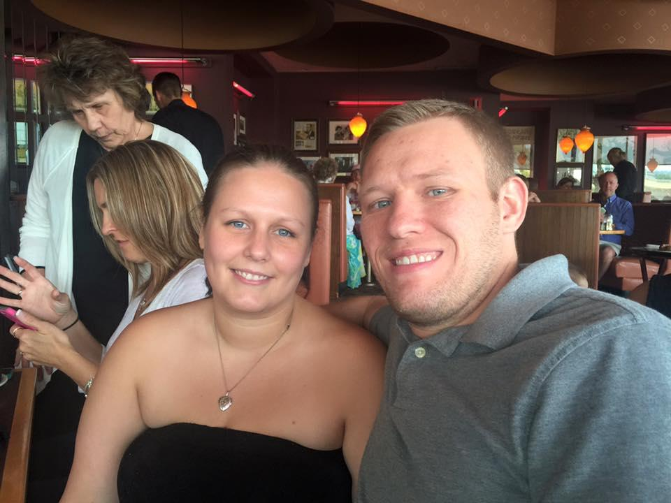 IT Operation Manager in Cincinatti with wife