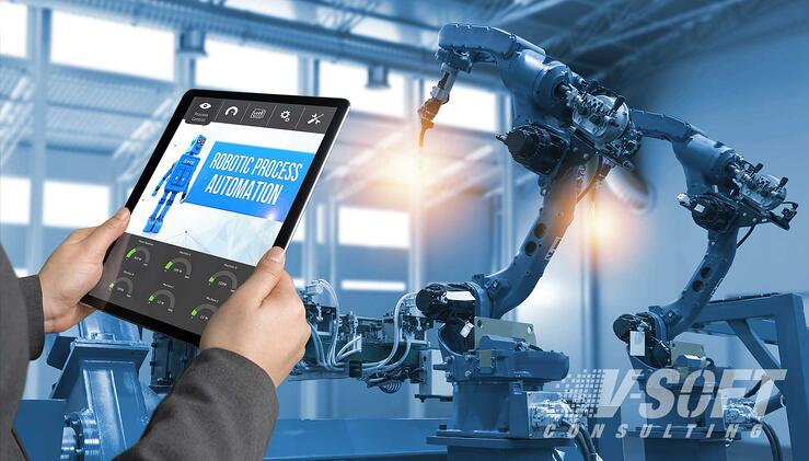 Top 6 Use Cases for RPA in Manufacturing
