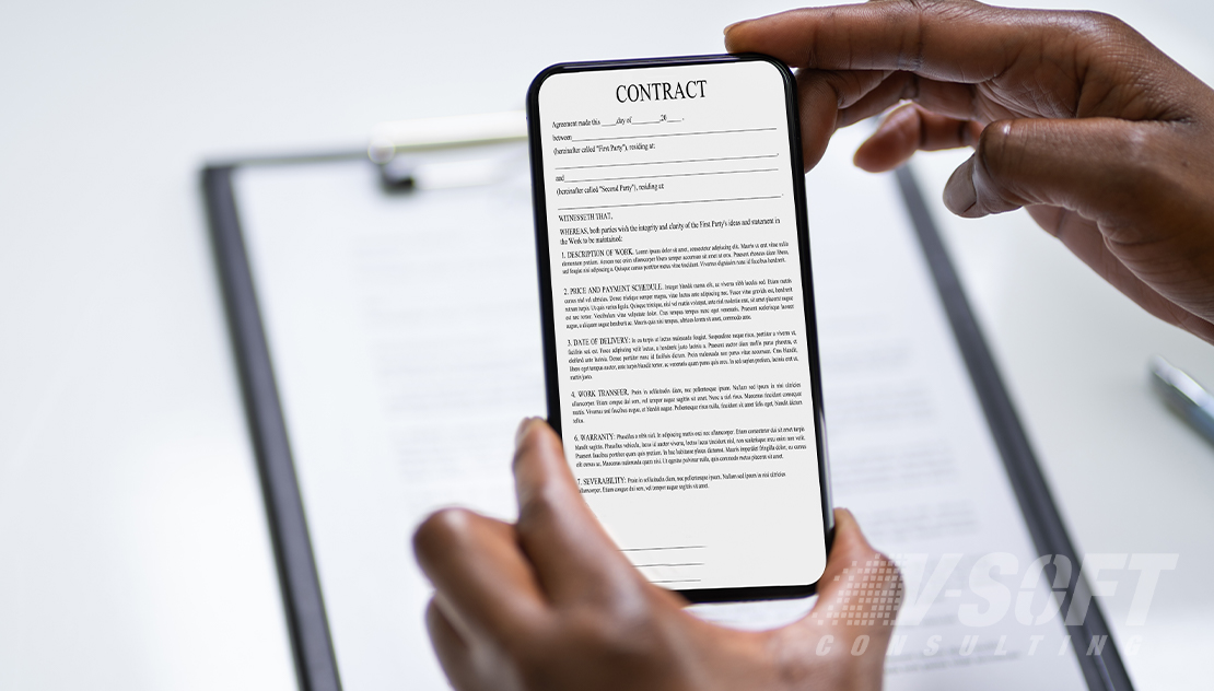 Using OCR and phone to scan document