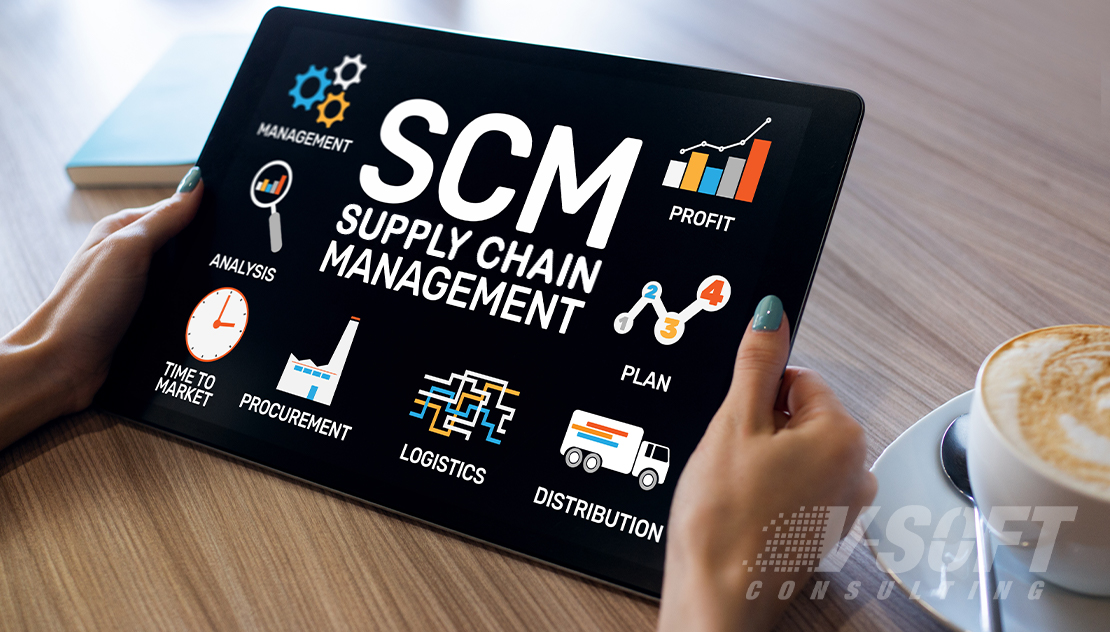 RPA Improves efficiency of supply chain management