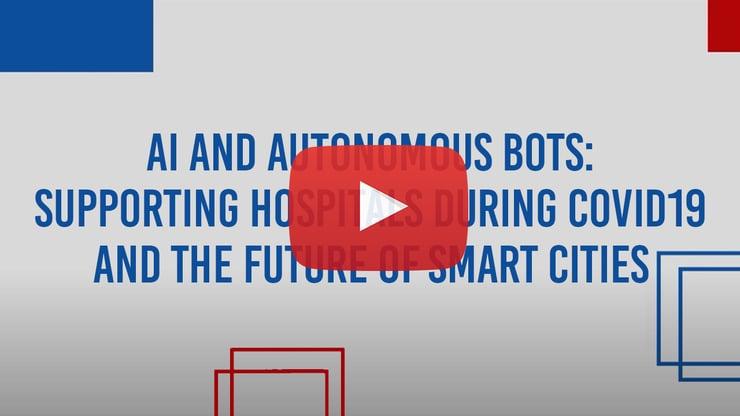Can Autonomous Bots Deliver Essential Goods to At-Risk Communities?