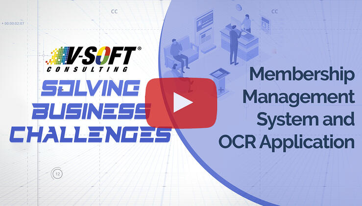 Case Study: Membership Management System and OCR Application