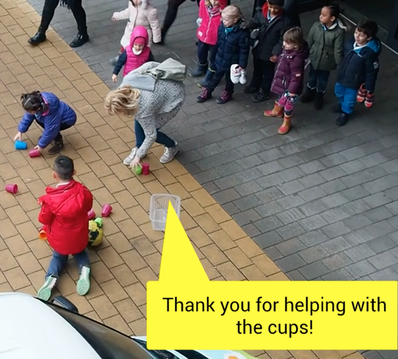 WeVideo Kindness Caught on Camera
