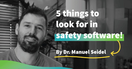 5 things to look for in safety software