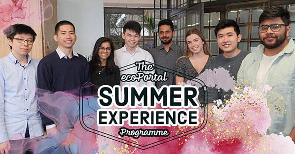 The ecoPortal Summer Experience: An Energetic, Engaging Environment