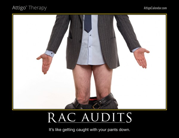 reasons to support the rac audit reform movement