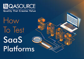 How To Test SaaS Platforms (Infographic)