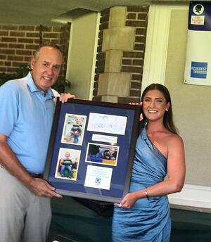 Brianna and Steve Award