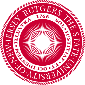 Rutgers Logo Round
