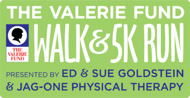 Valerie Fund Walk+5K Run logo FINAL