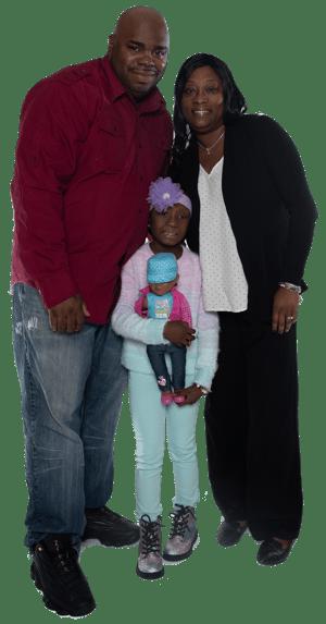 amaya and family