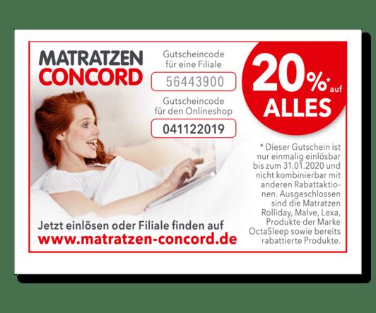 Matratzenconcord