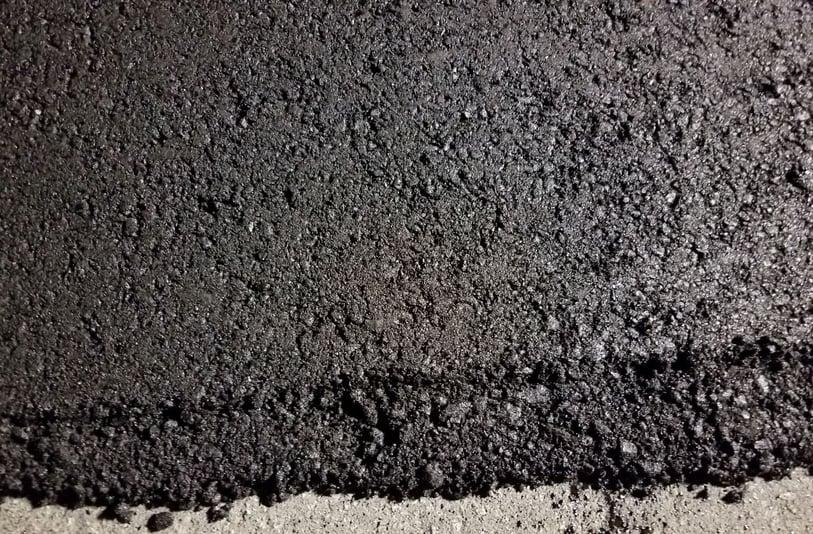 fiber reinforced asphalt paving