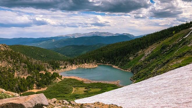 best hikes near denver