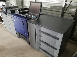 2018 Konica Minolta AccurioPress C3070 Printer (#3630)