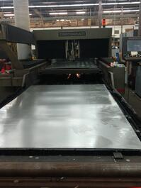 2007 Cincinnati CL-707 Laser Cutting System (#3735)
