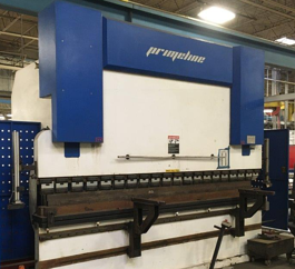 2009 Durma Primeline CNC 3 Axis Hydraulic Press Brake (#3737)