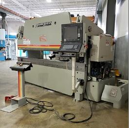2000 Accurpress 710010 Press Brake (#3740)