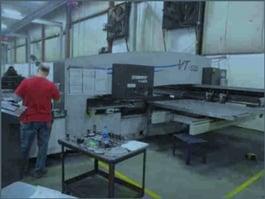 2007 Strippit VT-1525 CNC Turret Punch (#3741)
