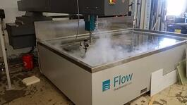 2016 Flow Mach 2 2031B Waterjet Cutting System (#3747)