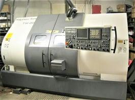 2010 Nakamura Tome TW-20 Multi-Axis CNC Lathe (#3752)