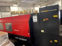 2004 Amada F0-3015NT Laser Cutting System (#3760)