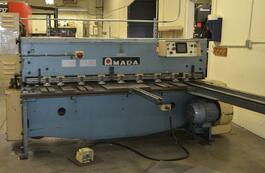 Amada M-2060 Mechanical Shear (#3766)