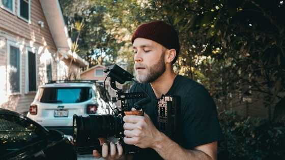 What Video Equipment Should Your Videographer Use When You Hire Them | Visual Domain